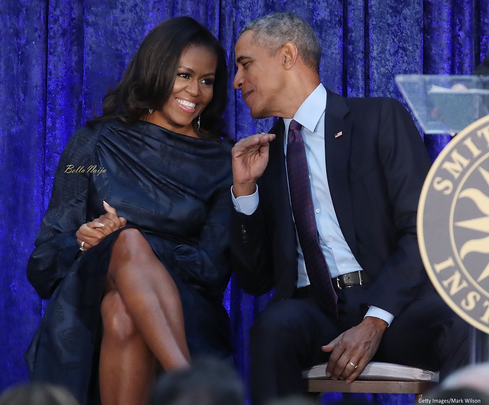 Barrack Obama commends Wife Michelle on her Efforts towards Newly-Launched Global Girl's Alliance