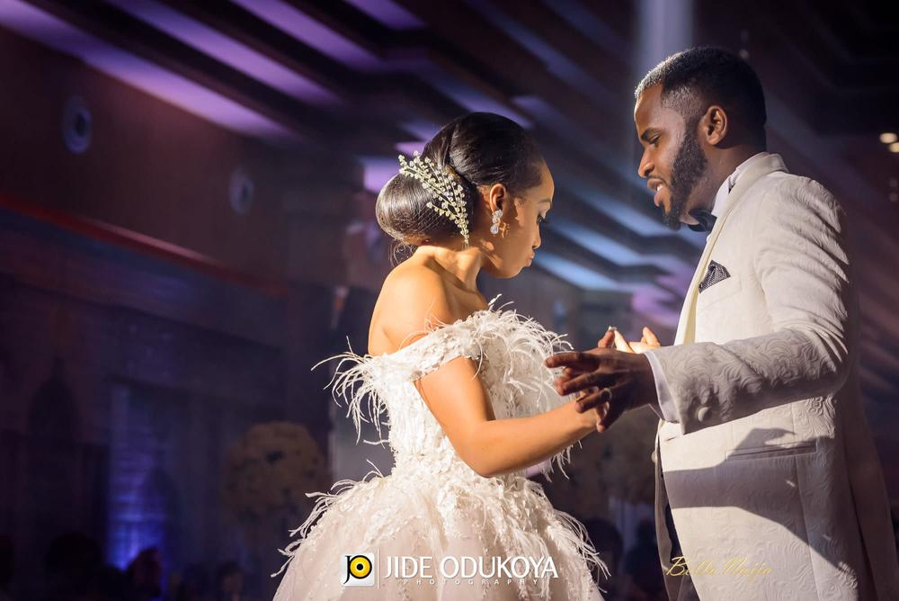 Kelechi And Frank's Elegant Wedding #Frankelz2018