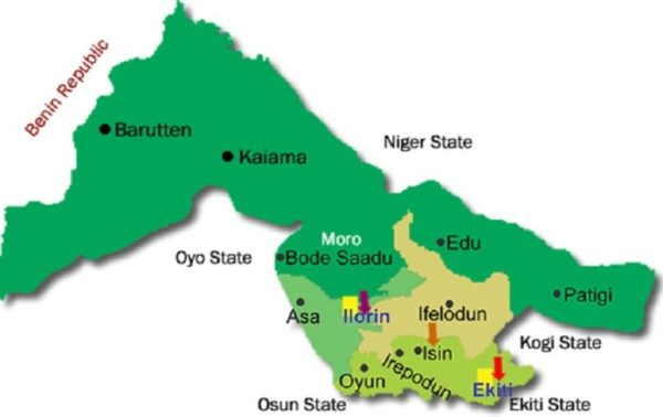 Residents of Kwara State renounce Nigeria, claim Benin Republic - BellaNaija