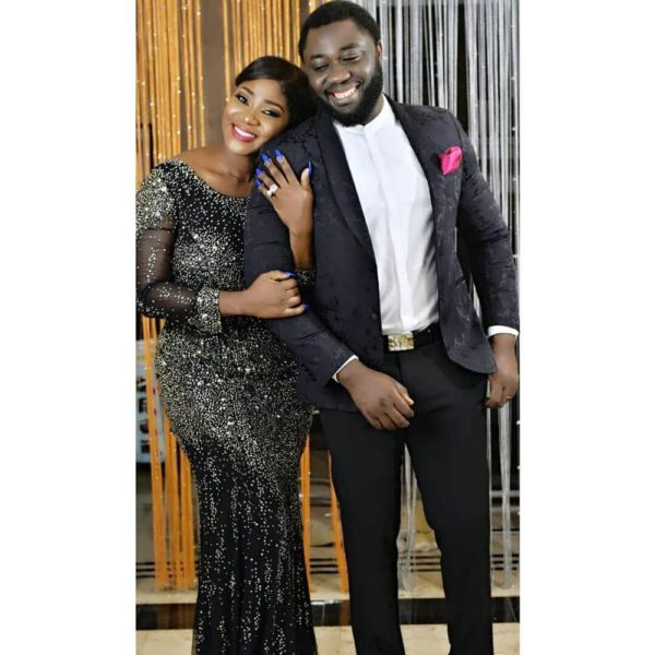 """A hundred hearts will be too few to carry my love for you"" - Mercy Johnson Okojie celebrates Husband on Valentine's Day - BellaNaija"