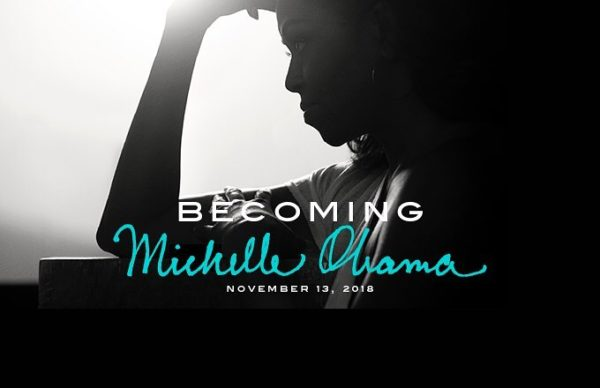 Michelle Obama's Memoir to Arrive in November
