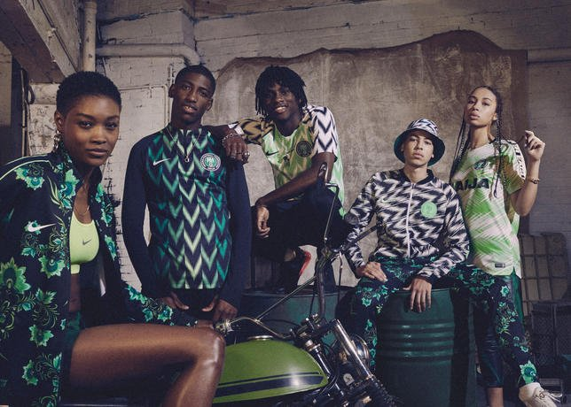 Nigeria's World Cup Kit hits 3 Million Pre-orders | BellaNaija