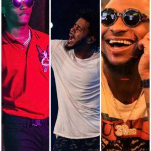 J.Cole set to perform alongside Wizkid & Davido in Nigeria ?