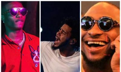 J.Cole set to perform alongside Wizkid & Davido in Nigeria ?