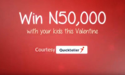 Quickteller #ShadesofLove