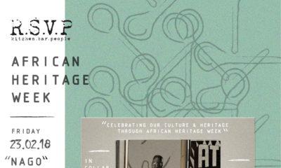 RSVP African Heritage Week