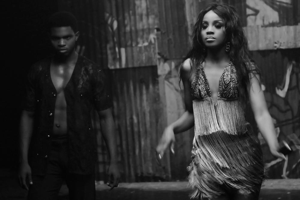 "Seyi Shay is stunning on set of New Music Video ""BIA"""
