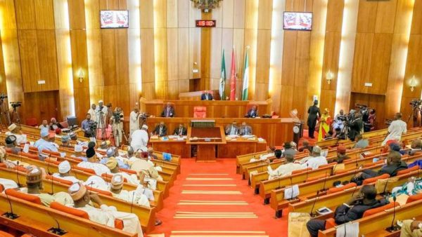 Senate to amend Constitution to allow for State Police | BellaNaija