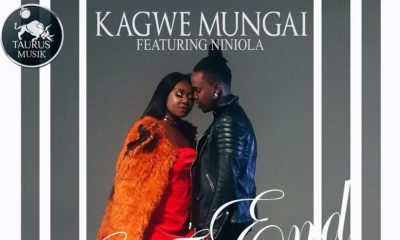 "Kenya's Kagwe Mungai features Niniola on New Single ""Till The End"" 