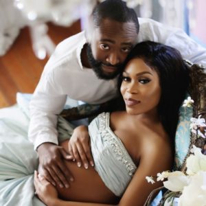 Twins Loading! See Ozo & Uzo's Adorable Maternity Photos on BellaNaija Living