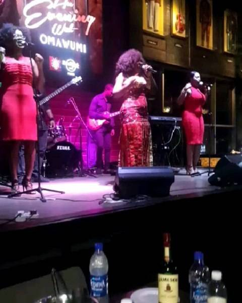 #AnEveningWithOmawumi: The Wonder Woman thrilled fans at her Show Last Night | Highlights