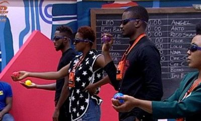 #BBNaija - Day 28: Led By The Nose, House Hustlers & More Highlights