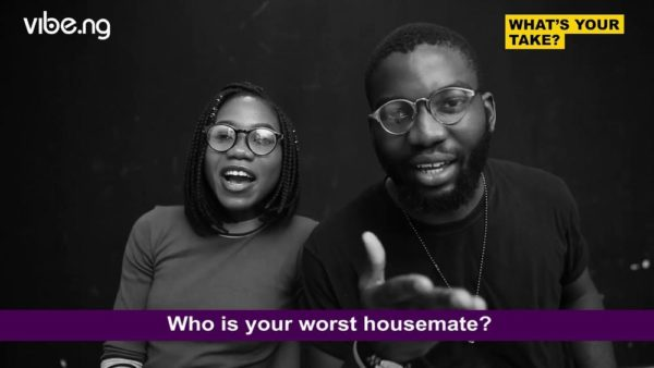 Who is Your Worst #BBNaija Housemate? | WATCH Nigerians answer on BN TV - BellaNaija