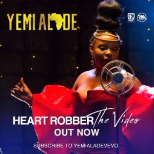 New Video: Yemi Alade - Heart Robber