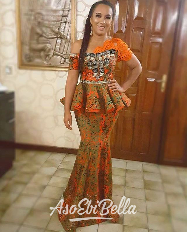 461ef33fef2452 AsoEbiBella.com presents – The Latest Aso Ebi Styles -Vol. 227 ...