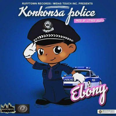 "Ebony Reigns' Team Releases New Single ""Konkonsa Police"" on Her Birthday   Listen on BN"