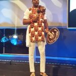 LION! Ebuka Obi-Uchendu's Isi-Agwu Outfit for the #BBNaija Live Show Tonight