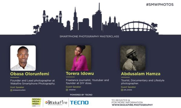 TECNO Mobile SMW Lagos