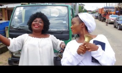 Wofai Fada is a Fake Prophetess in New Comedy Skit | WATCH