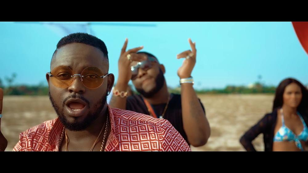 New Video: Omo Akin feat. Harmonize & Skales - Sisi Maria (Remix)