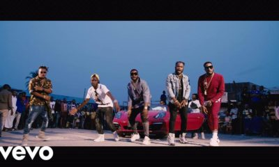 New Video: D'Banj feat. Slimcase x Mr Real - Issa Banger