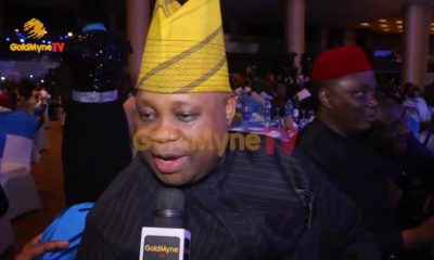 Davido & B-Red learnt how to sing & dance from me - Senator Adeleke | WATCH