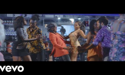 """Rudeboy & Jim Iyke clash over Love Interest in Music Video for """"Somebody Baby"""" 