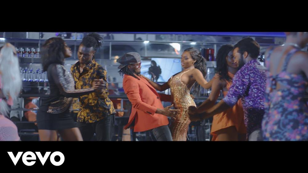 """Rudeboy & Jim Iyke clash over Love Interest in Music Video for """"Somebody Baby""""   Watch on BN"""