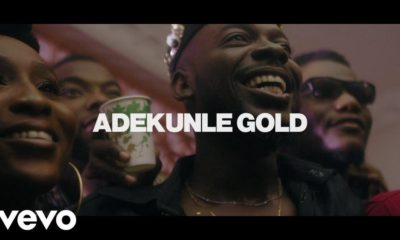 New Video: Adekunle Gold - Ire