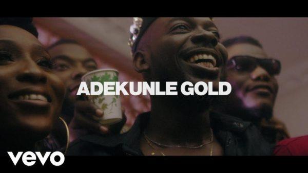 New Video Alert: Adekunle Gold - Ire
