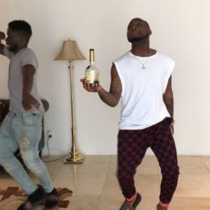 Davido, Tekno, Tiwa Savage... Here are videos of your Favorite Celebs doing the Shaku Shaku Dance