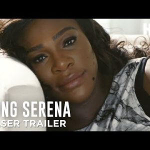 "Get Up Close & Personal with Serena Williams in New Documentary for HBO ""Being Serena"" 