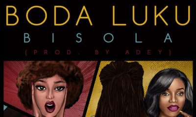"Bisola has a Message for ""Boda Luku"" with New Single & Video 