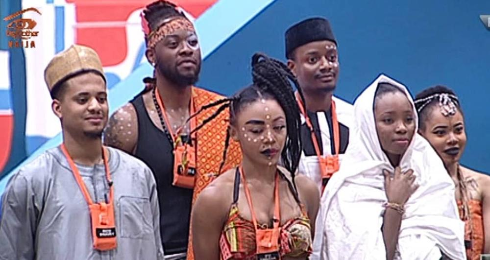 #BBNaija - Day 32: The Lifu Cue, It takes Two to Tango & More Highlights