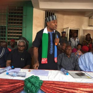 Kenneth Okonkwo declares intention to run for Governor of Enugu State