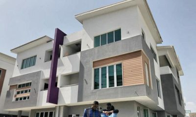 Kiss Daniel buys New House