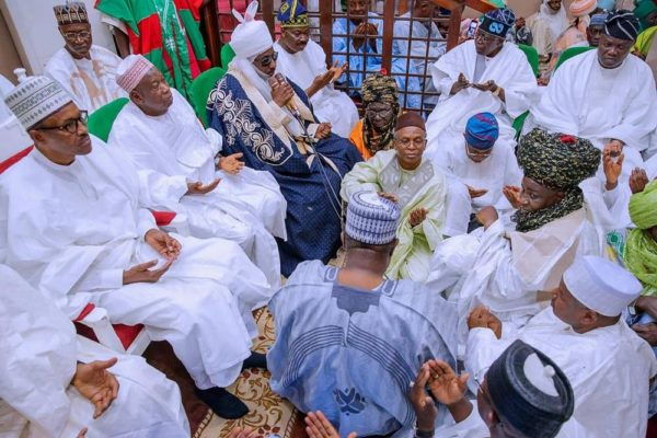 Buhari attending Ajimobi-Ganduje wedding shows how insensitive our leaders are - Pastor Tunde Bakare - BellaNaija