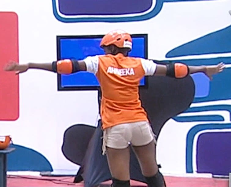 #BBNaija - Day 33: The Outcasts, Arena Games & More Highlights