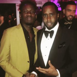 Detty Boy to the World! Mr Eazi joins Diddy, Chadwick Boseman, Lupita Nyong'o at Vanity Fair/Apple Music #Oscars Dinner