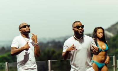 "Cassper Nyovest & Davido want to ""Check On You"" 