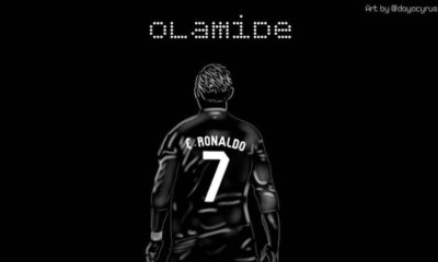 "Olamide celebrates Birthday with New Single ""C.Ronaldo"" 