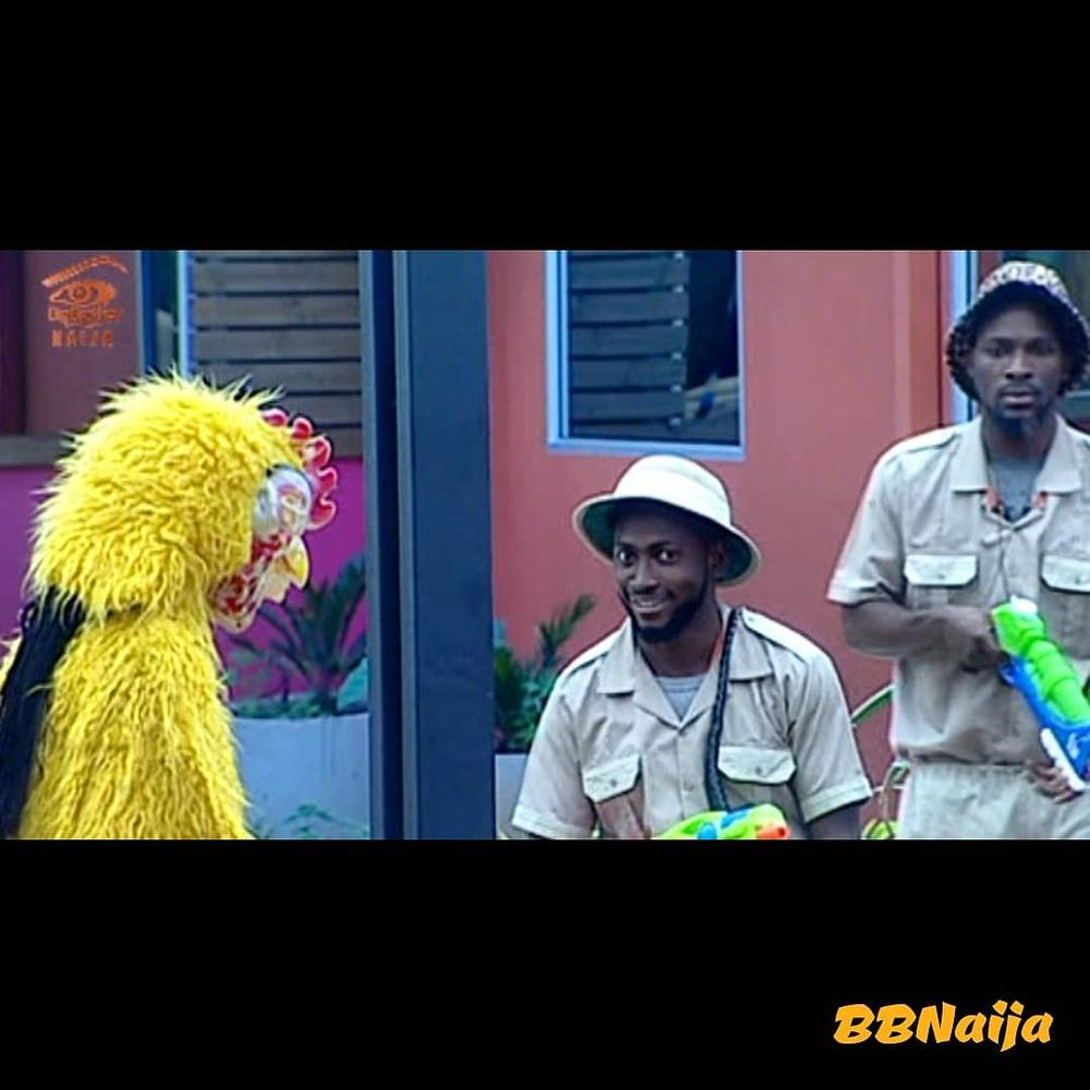 #BBNaija - Day 45: Mixing Business with Pleasure, The Big Brother & More Highlights
