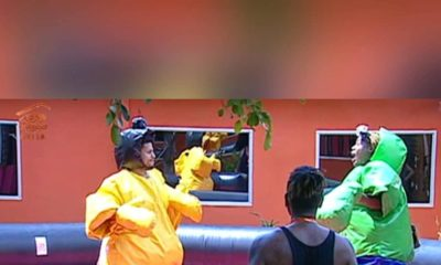 #BBNaija - Day 46: Creativity Unleashed, Wrestling Silly & More Highlights