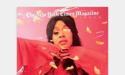 Cardi B, SZA, Gucci Mane & King Krule cover New York Times Magazine's Latest Issue