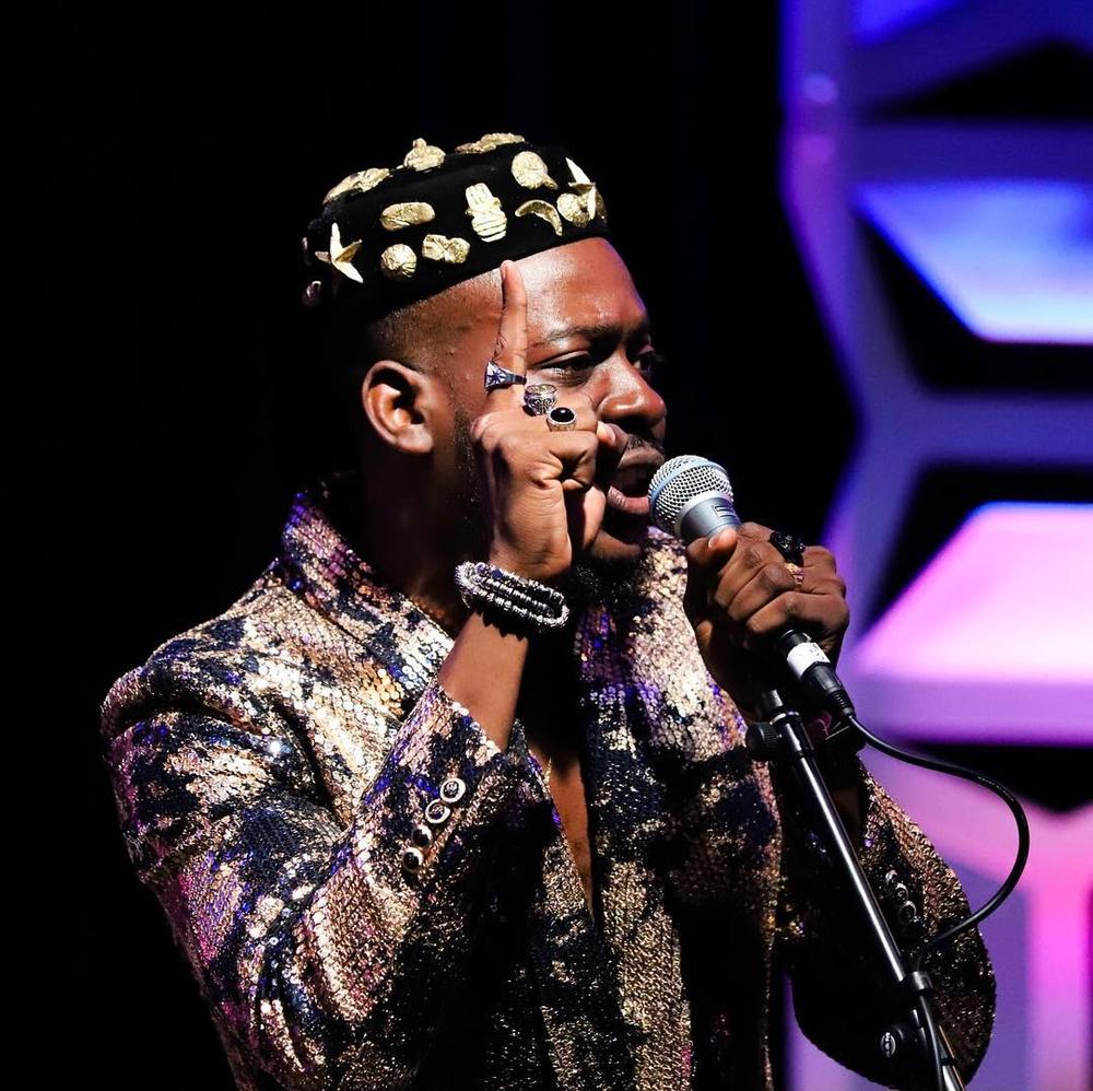 On a Global P! ? Adekunle Gold, Seyi Shay perform at #SWSW2018