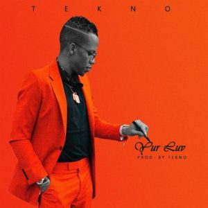 New Music: Tekno - Yur Luv