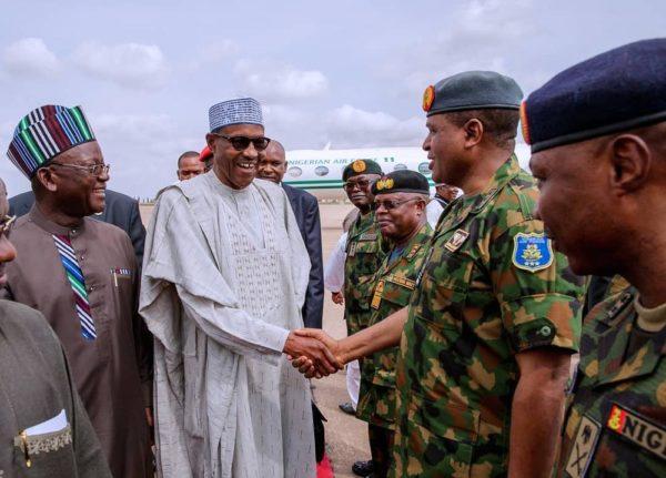 Presidency bars Journalists from covering Buhari's Benue Visit - BellaNaija