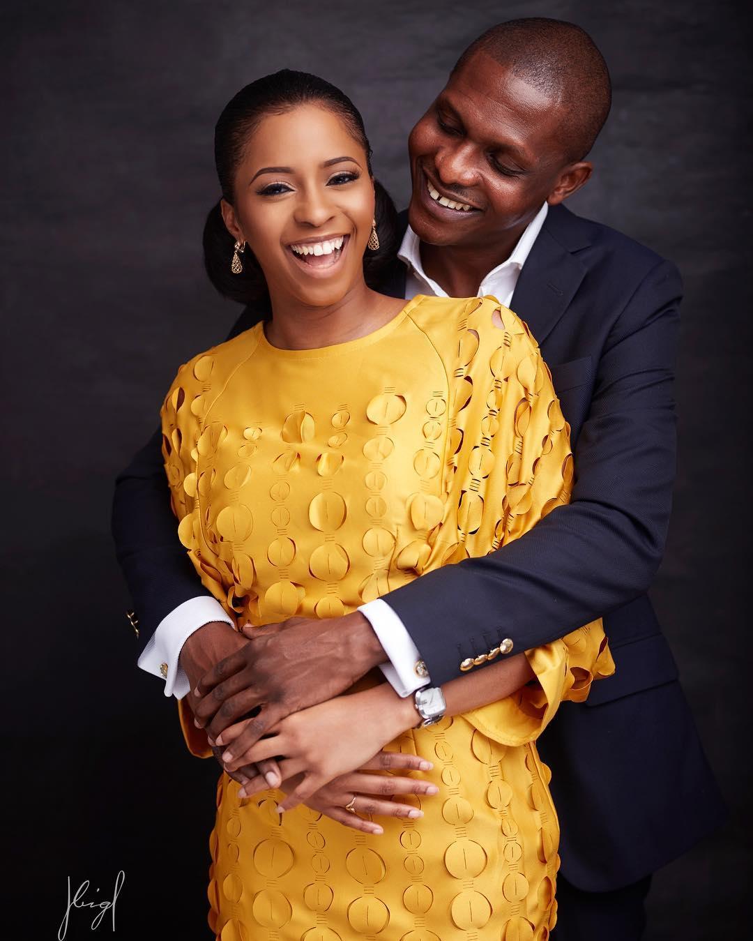 5.) Oluwadamilola Osinbajo and Oluseun Bakare