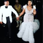 Omotola Jalade Ekeinde celebrates 22nd Wedding Anniversary and Hubby's 50th Birtrhday