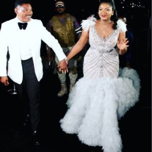 Omotola Jalade Ekeinde celebrates 22nd Wedding Anniversary and Hubby's 50th Birtrhday